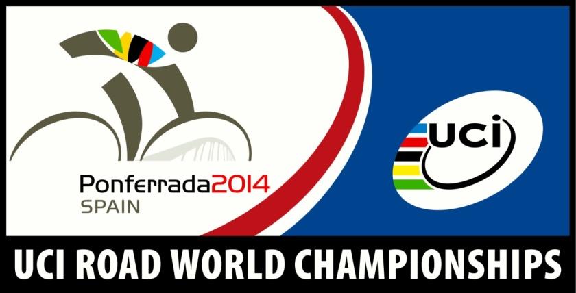 logo Mundial Ciclismo en ruta